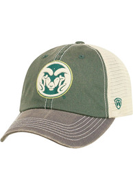 Colorado State Rams Offroad Adjustable Hat - Green