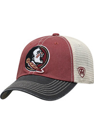 Florida State Seminoles Offroad Adjustable Hat - Red