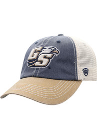 Georgia Southern Eagles Offroad Adjustable Hat - Navy Blue