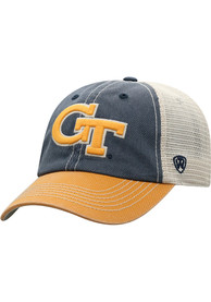 GA Tech Yellow Jackets Offroad Adjustable Hat - Navy Blue