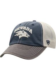 Nevada Wolf Pack Offroad Adjustable Hat - Navy Blue