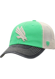 North Texas Mean Green Offroad Adjustable Hat - Green
