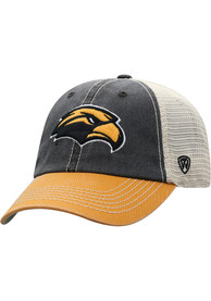 Southern Mississippi Golden Eagles Offroad Adjustable Hat - Black