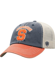 Syracuse Orange Offroad Adjustable Hat - Navy Blue