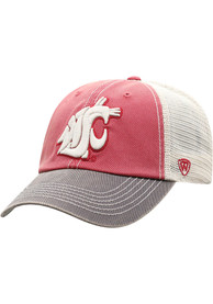 Washington State Cougars Offroad Adjustable Hat - Red