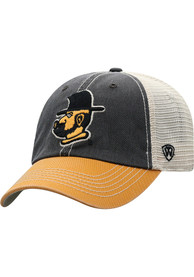 Appalachian State Mountaineers Offroad Adjustable Hat - Black