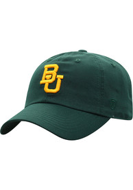Top of the World Baylor Bears Staple Adjustable Hat - Green