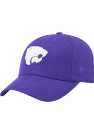 Top of the World K-State Wildcats Staple Adjustable Hat - Purple