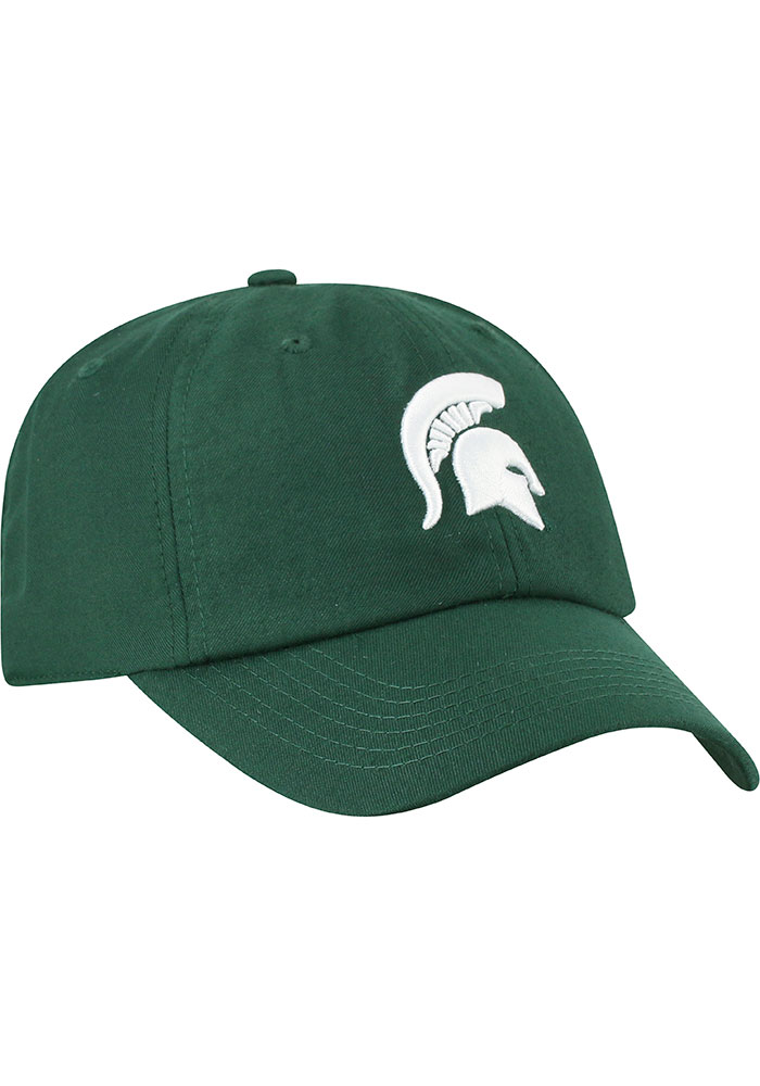 Top of the World Michigan State Spartans Staple Adjustable Hat - Green - Image 2