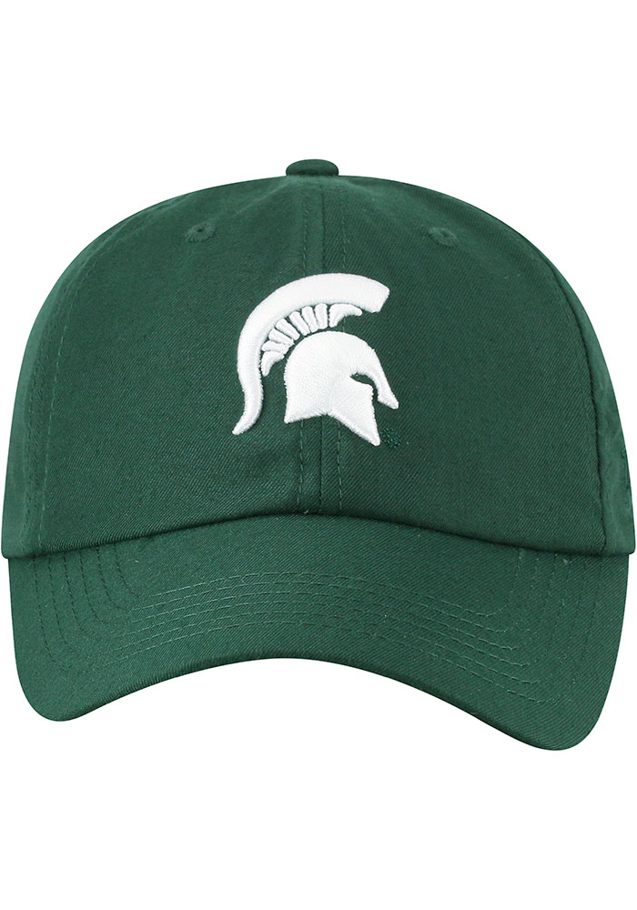 Top of the World Michigan State Spartans Staple Adjustable Hat - Green - Image 3