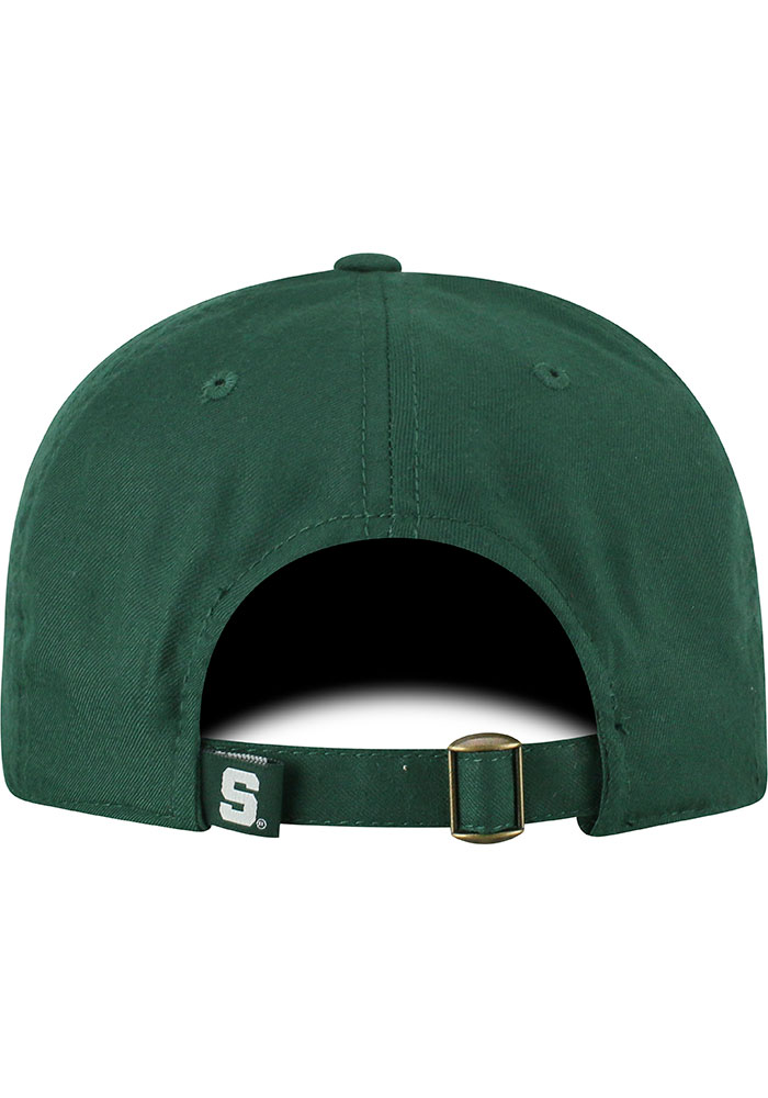 Top of the World Michigan State Spartans Staple Adjustable Hat - Green - Image 4