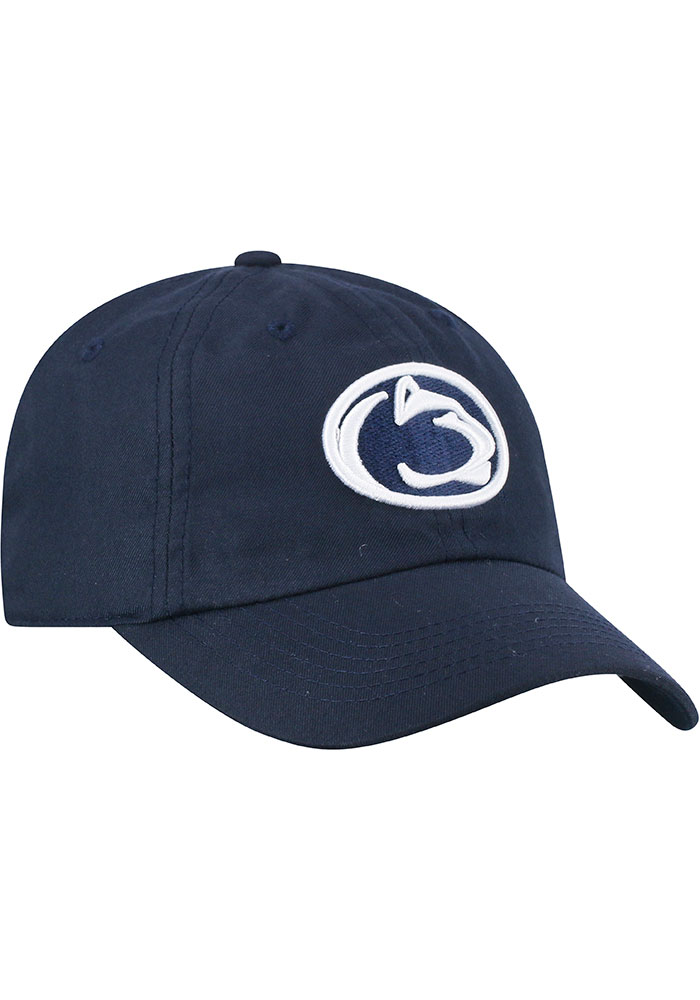Top of the World Penn State Nittany Lions Staple Adjustable Hat - Navy Blue - Image 2