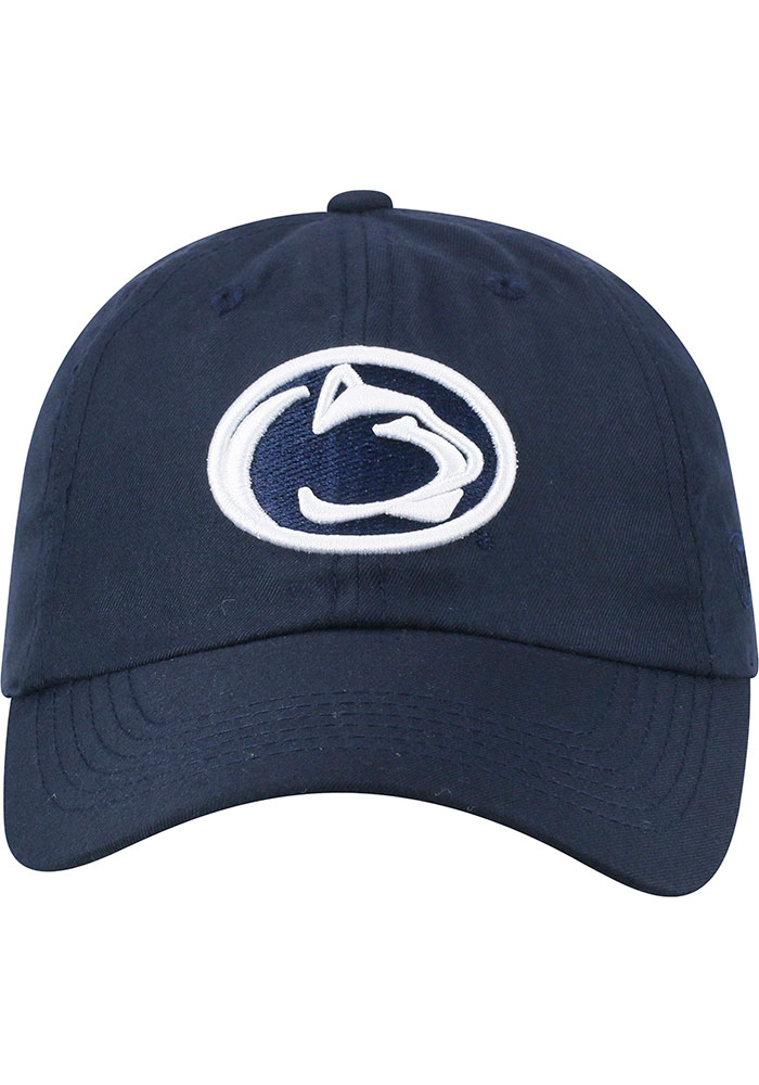 Top of the World Penn State Nittany Lions Staple Adjustable Hat - Navy Blue - Image 3
