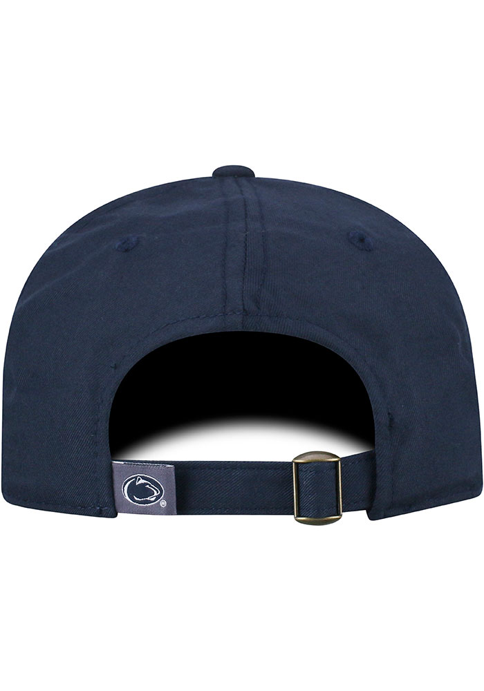 Top of the World Penn State Nittany Lions Staple Adjustable Hat - Navy Blue - Image 4