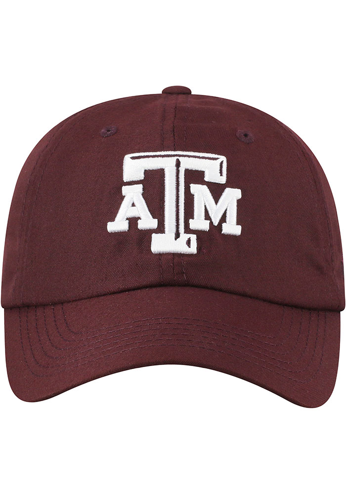 Top of the World Texas A&M Aggies Staple Adjustable Hat - Red - Image 3