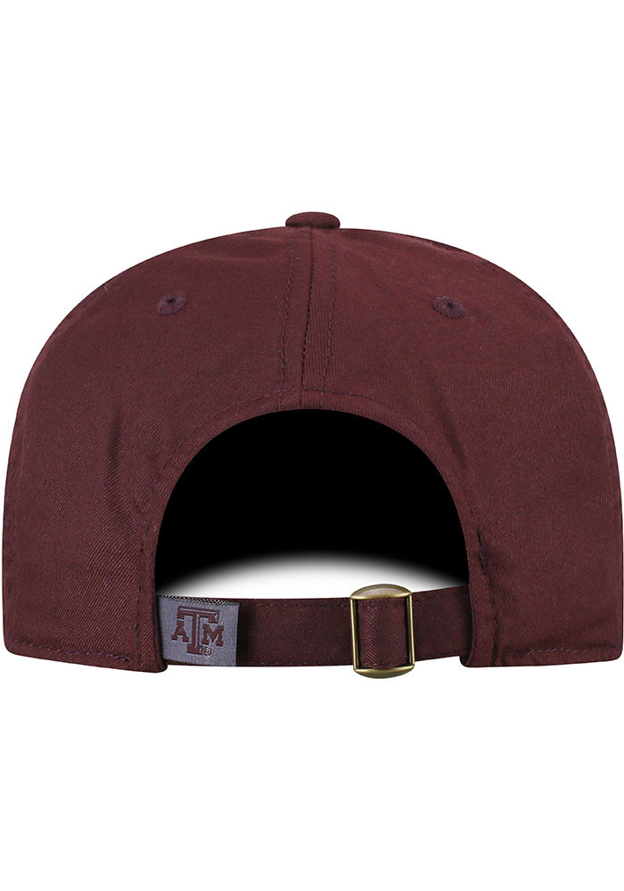 Top of the World Texas A&M Aggies Staple Adjustable Hat - Red - Image 4