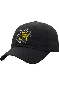 Top of the World Wichita State Shockers Staple Adjustable Hat - Black