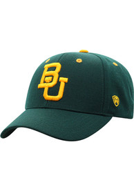 Baylor Bears Top of the World Triple Threat Adjustable Hat - Green