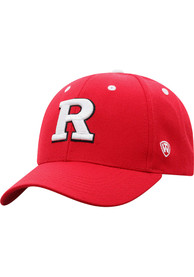 Rutgers Scarlet Knights Triple Threat Adjustable Hat - Red