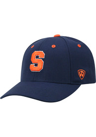 Syracuse Orange Triple Threat Adjustable Hat - Navy Blue