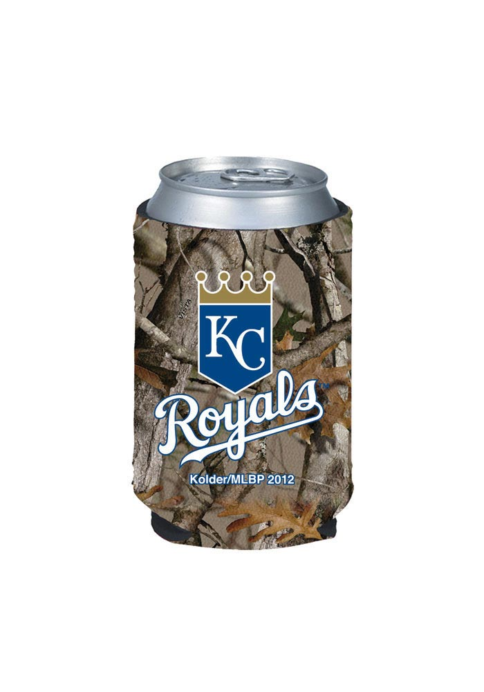 Kansas City Royals Camo Can Coolie
