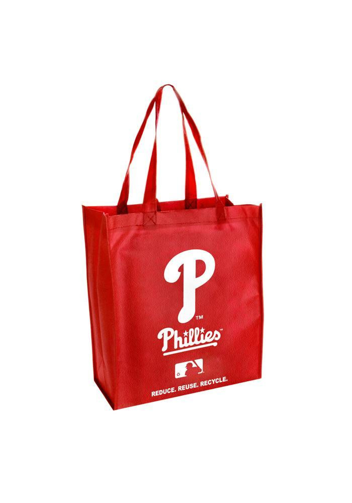 Philadelphia Phillies Red Reusable Bag - Image 1