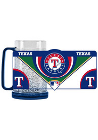 Texas Rangers 16oz Crystal Freezer Mug