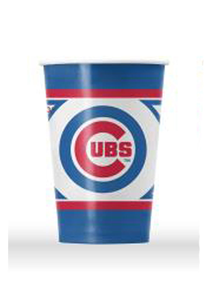 Chicago Cubs 20 Pack Disposable Cups 1450064