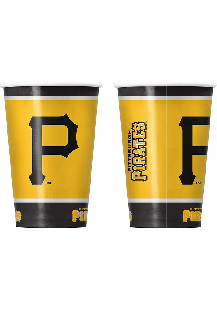 Pittsburgh Pirates 20 PK Disposable Cups 1450077