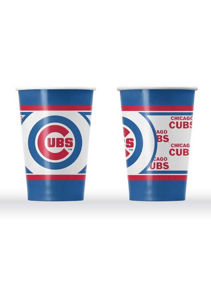 Chicago Cubs 20 PK Disposable Cups 1450087