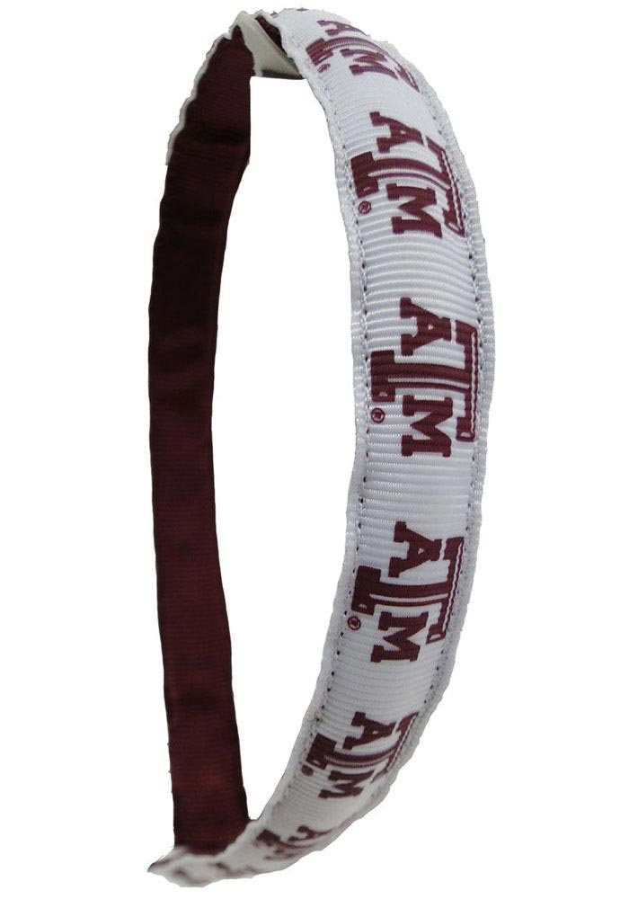 Texas A&M Aggies Spirit Kids Headband - Image 1