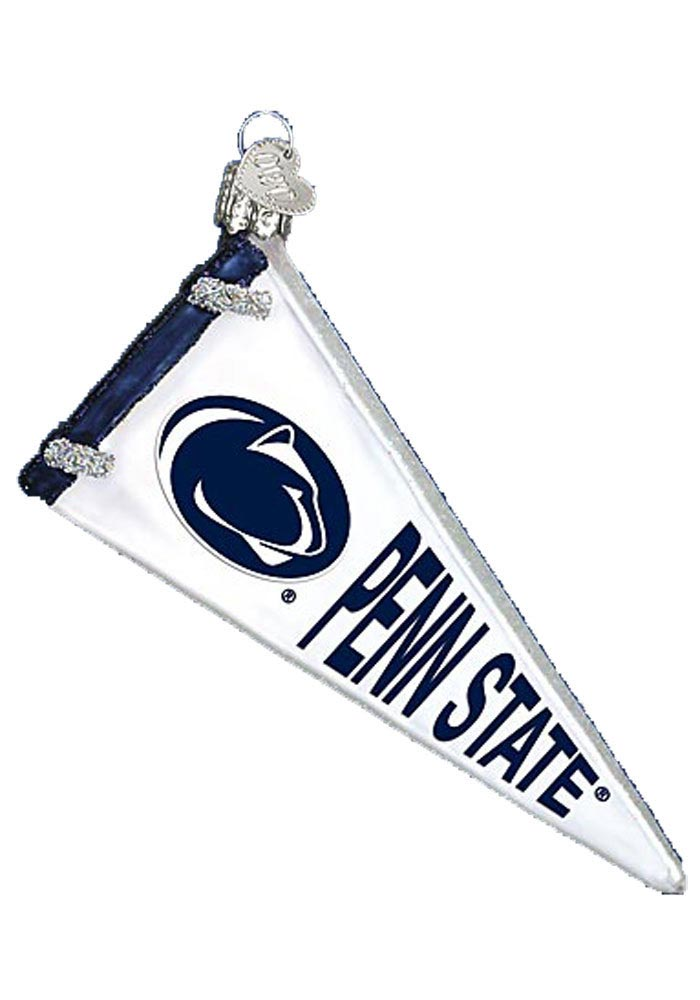 Penn State Nittany Lions Pennant Ornament - Image 1