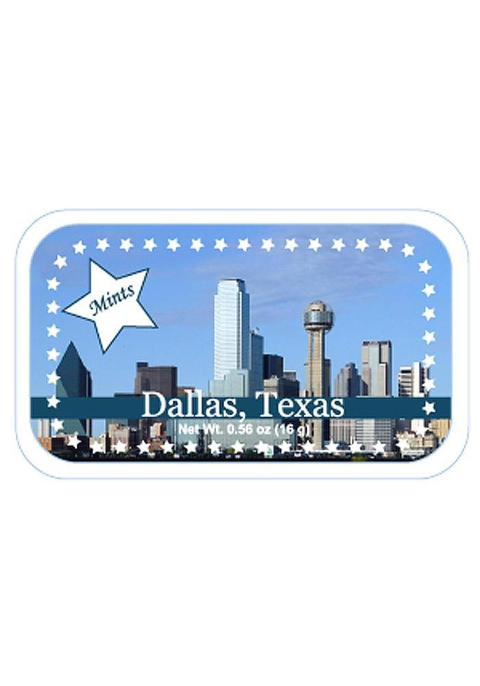 Dallas Ft Worth Tin Candy - Image 1
