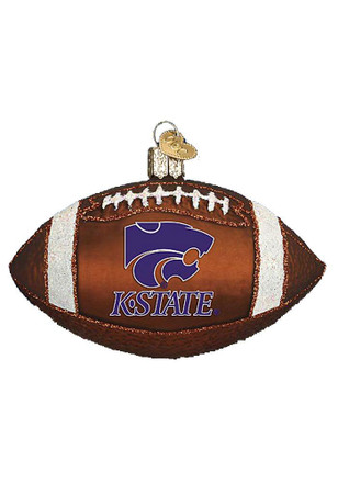 K-State Wildcats Football Ornament