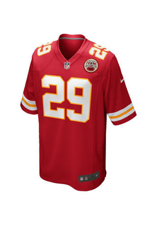 Eric Berry Nike KC Chiefs Mens Red Game Jersey