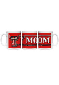 Texas Tech Red Raiders Mom Ceramic Mug