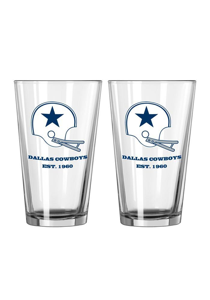 Dallas Cowboys PINT GLASS Pint Glass - Image 1