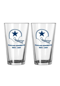 Dallas Cowboys PINT GLASS Pint Glass
