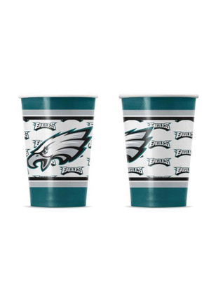 Philadelphia Eagles 20 Pack Disposable Cups