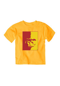 Pitt State Gorillas Toddler Gold Mascot T-Shirt