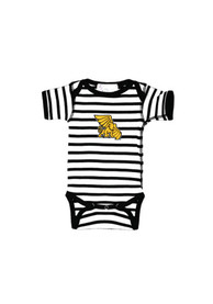 Missouri Western Griffons Baby Black Stripe One Piece