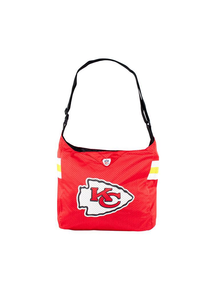 Kansas City Chiefs Red Jersey Tote - Image 1