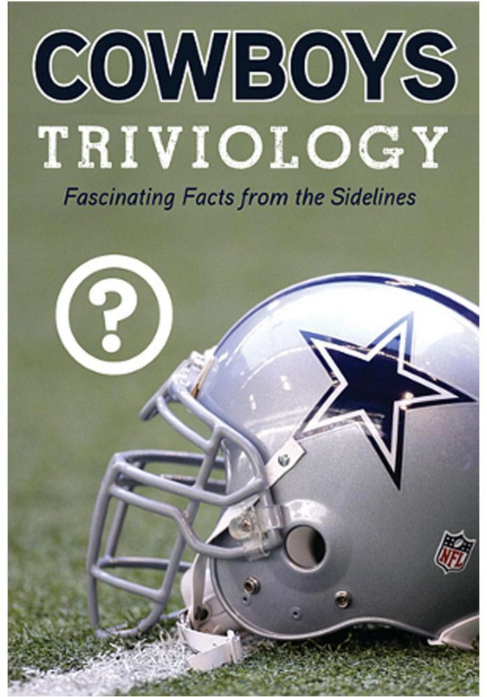 Dallas Cowboys Triviology Fan Guide - Image 1