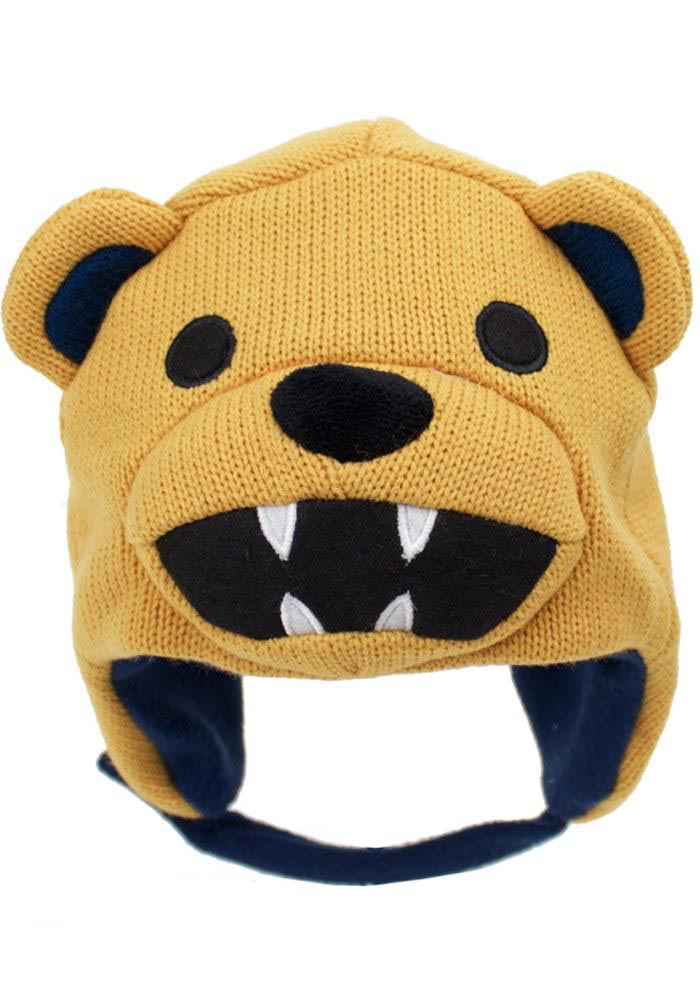 Penn State Nittany Lions Infant Baby Knit Hat - Brown - Image 1