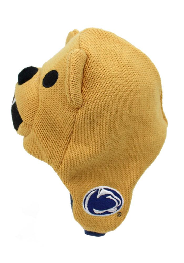 Penn State Nittany Lions Infant Baby Knit Hat - Brown - Image 3