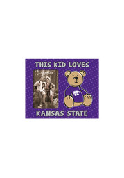 K-State Wildcats This Kid Loves Picture Frame