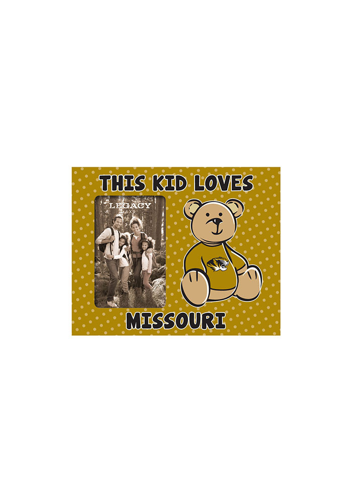 Missouri Tigers This Kid Loves Picture Frame - Image 1