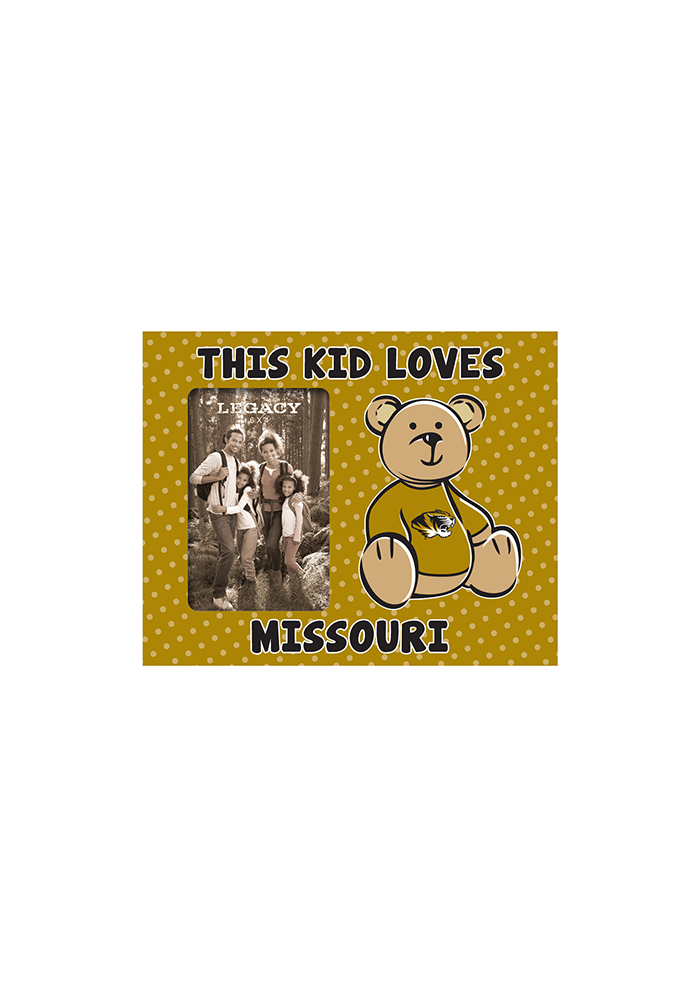 Missouri Tigers This Kid Loves Picture Frame - Image 2