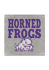 TCU Horned Frogs Champs Wall Art
