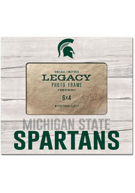 Astonishing Michigan State Spartans Frame Wall Art Home Interior And Landscaping Palasignezvosmurscom